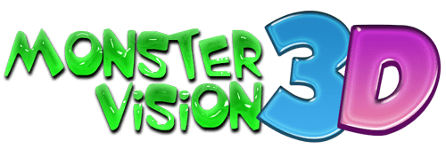 Monster Vision in 3D